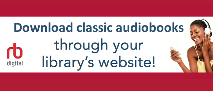 rb digital classic audiobooks